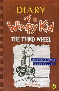 Diary of a Wimpy Kid The Third Wheel - Jeff Kinney
