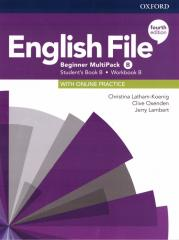 English File 4E Beginner Multipack B + online