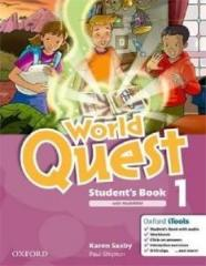 World Quest 1 SB Pack OXFORD