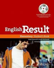 English Result Elementary SB PK (DVD)