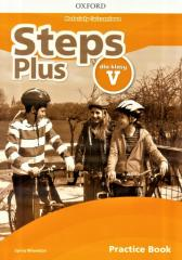 Steps Plus 5 materiały ćwiczeniowe z kodem OXFORD