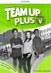 Team Up Plus 5 Materiały ćwiczeniowe OXFORD