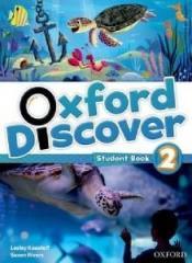 Oxford Discover 2 SB
