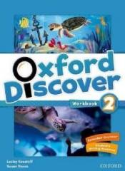 Oxford Discover 2 WB