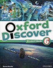 Oxford Discover 6 SB