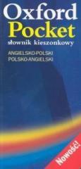 Słownik - Pocket ANG-POL-ANG kieszonkowy OXFORD