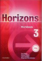 Horizons 3 WB OXFORD