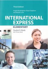 International Express 3E Elementary SB Pack OXFORD