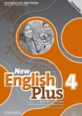 English Plus New 4 ZP Materiały ćwiczeniowe OXFORD