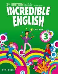 Incredible English  2E 3 CB OXFORD