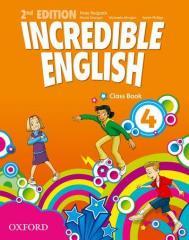 Incredible English  2E 4 CB OXFORD