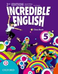 Incredible English  2E 5 CB OXFORD