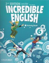 Incredible English  2E 6 AB OXFORD