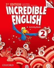 Incredible English 2E 2 WB+Online Practice OXFORD