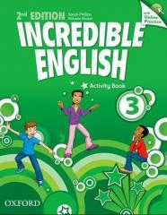 Incredible English 2E 3 WB+Online Practice OXFORD