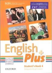 English Plus 4A SB & E-WB OXFORD
