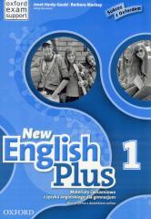 English Plus New 1 materiały ćw. wersja pełna