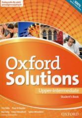 Oxford Solutions Upper-Intermediate SB OXFORD