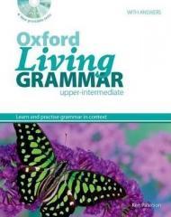 Oxford Living Grammar upper-intermediate + CD
