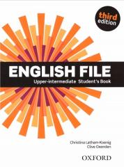 English File 3E Upper-Interm SB OXFORD