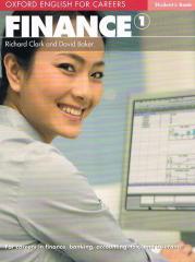 English for Finance 1 SB OXFORD