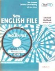 English File NEW Advanced WB +CD Without Key