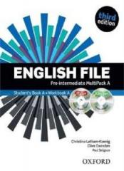 English File 3E Pre-Intermediate Multipack A