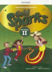 Gold Sparks 2 podręcznik + CD OXFORD
