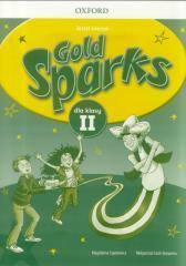 Gold Sparks 2 zeszyt ćwiczeń OXFORD