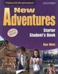 Adventures NEW  Starter SB OXFORD