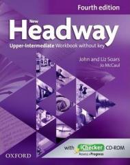 Headway NEW 3E Upper-Interm. WB PK(iChecker)