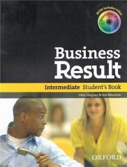 Business Result Interm. SB + DVD-ROM Pack OXFORD