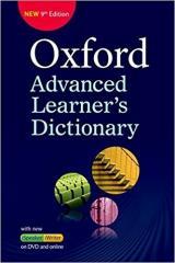 Oxford Advanced Learner's Dictionary 9E + DVD
