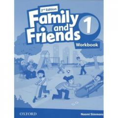 Family and Friends 2E 1 WB OXFORD
