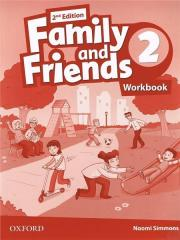 Family and Friends 2E 2 WB OXFORD