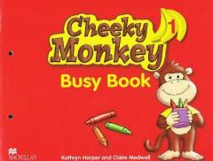 Cheeky Monkey 1 WB MACMILLAN