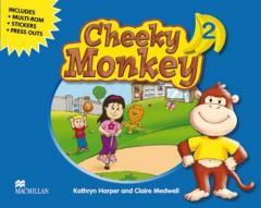 Cheeky Monkey 2 SB MACMILLAN