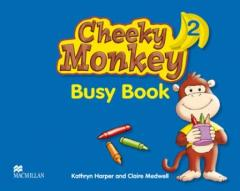 Cheeky Monkey 2 WB MACMILLAN