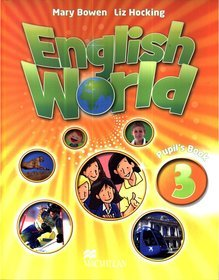 English World 3 SB MACMILLAN