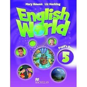 English World 5 SB MACMILLAN
