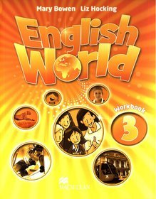 English World 3 WB MACMILLAN