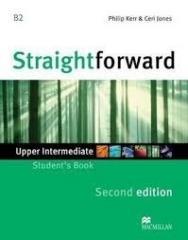 Straightforward 2nd ed. B2 Upper Intermediate SB