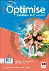Optimise B1 WB with key MACMILLAN
