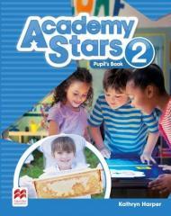 Academy Stars 2 PB + kod online MACMILLAN