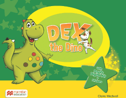 Dex the Dino Plus. Książka ucznia
