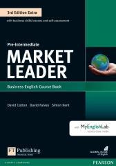 Market Leader 3E Extra Pre-Inter. SB+ MyEnglishLab