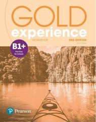 Gold Experience 2ed B1+ WB PEARSON