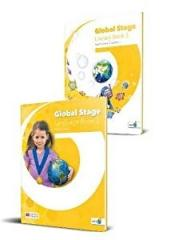 Global Stage 3 Language/Literacy Book + kod NAVIO