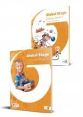 Global Stage 4 Language/Literacy Book + kod NAVIO