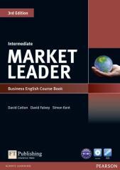 Market Leader 3E Intermediate SB + DVD PEARSON